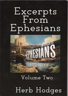 excerpts from ephesians vol 2 - herb hodges