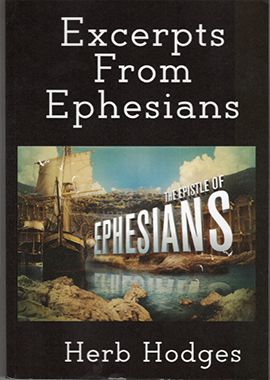 excerpts from ephesians - herb hodges