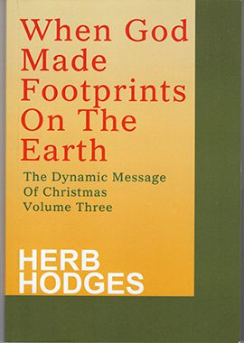 footprints vol 3 - herb hodges