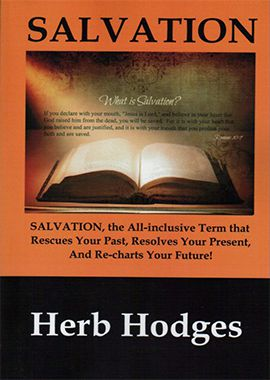 salvation - herb hodges