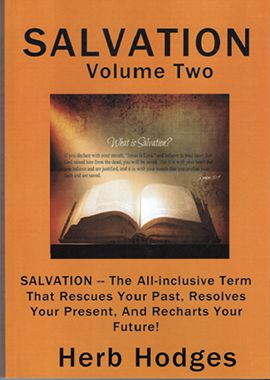 salvation vol 2 - herb hodges